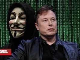 Elon Musk threatened by hacker Organisation Anonymous in a recent video